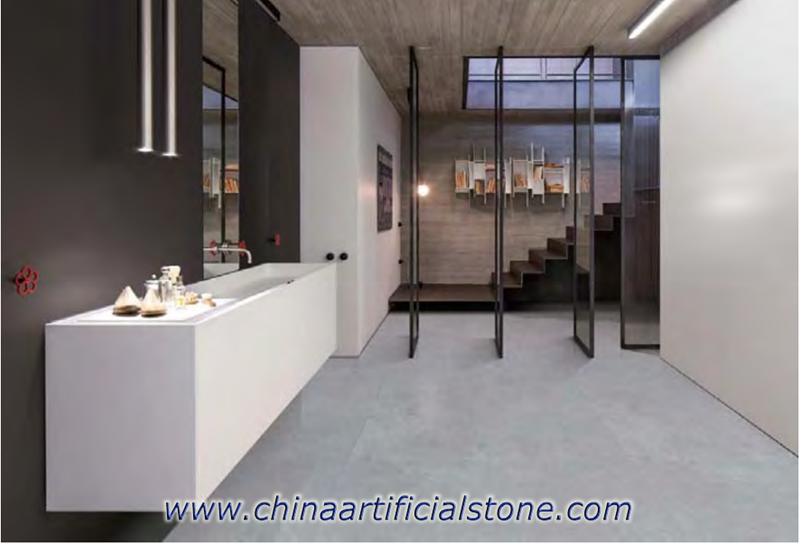China Artic White Sintered Stone Countertops