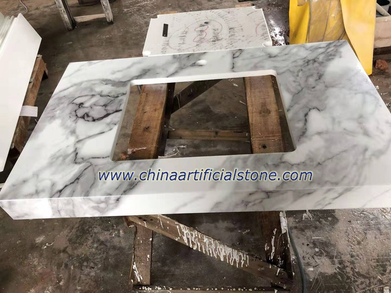 Calacatta Mable Countertops