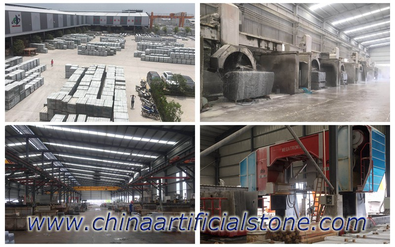 Grey Granite G603 factory