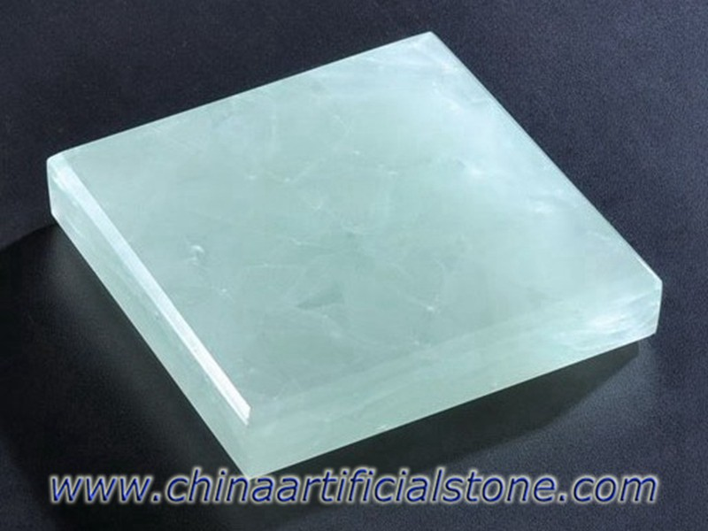 Ice Green Glass Glaskeramik Panels JGB-307