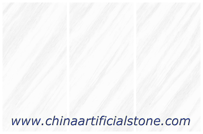 White Sintered Stone Compact Surface