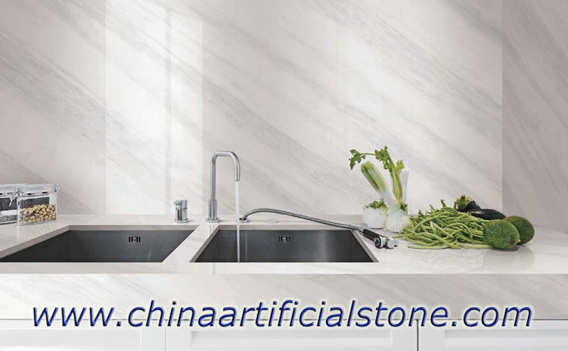 Sintered Stone Backsplash