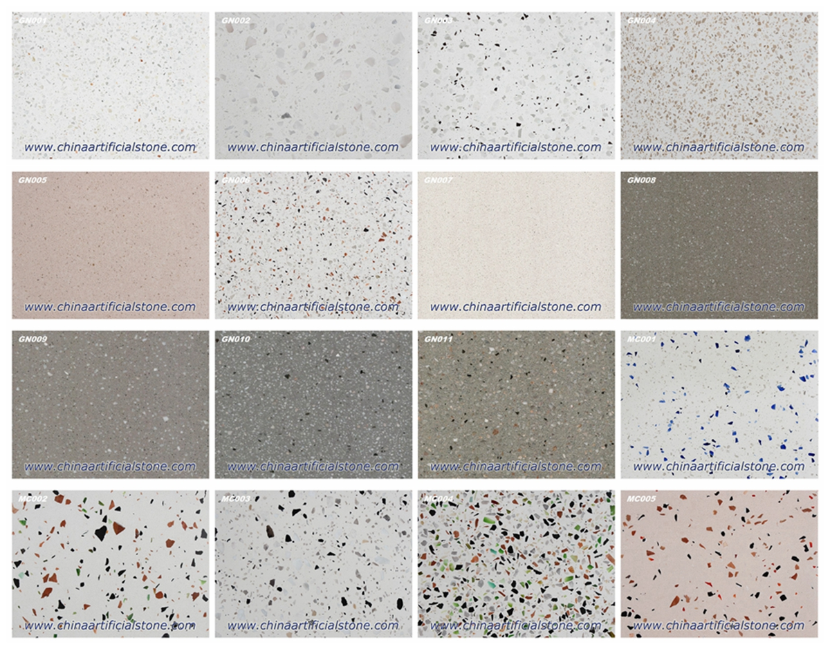 Terrazzo Tiles for Interior and Exterior Flooring