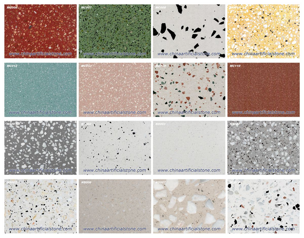 Terrazzo Paver China Supplier