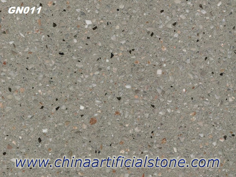 Light Grey Terrazzo Tiles